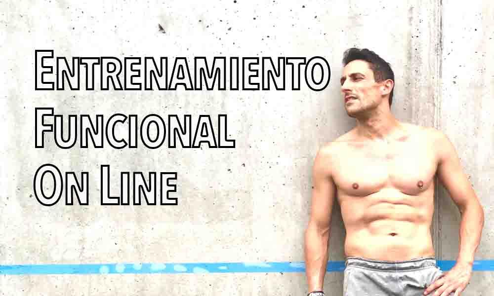 entrenamiento funcional online con Josu de Benito