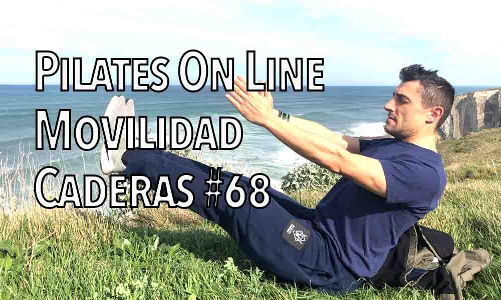 pilates movilidad de caderas 68