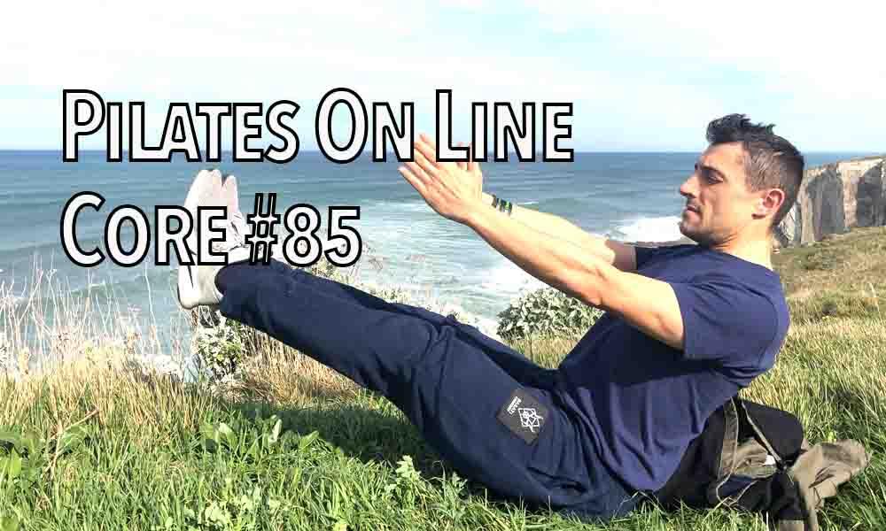 Pilates online core 85
