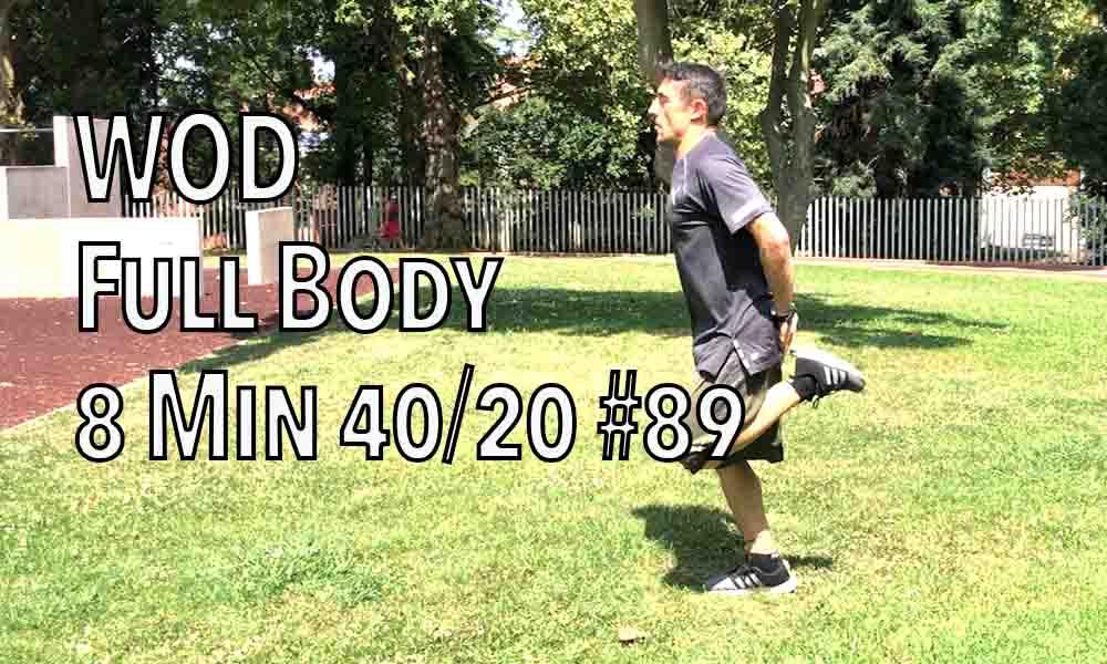 WOD 89 full body