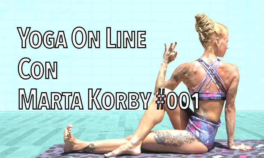 Yoga On Line con Marta Korby 001