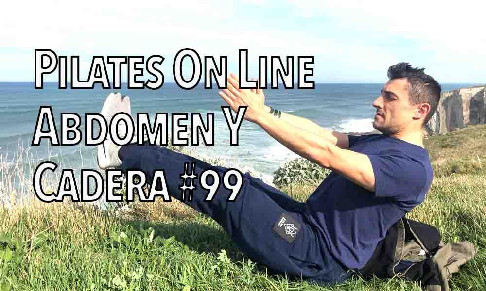pilates 99 caderas y abdomen