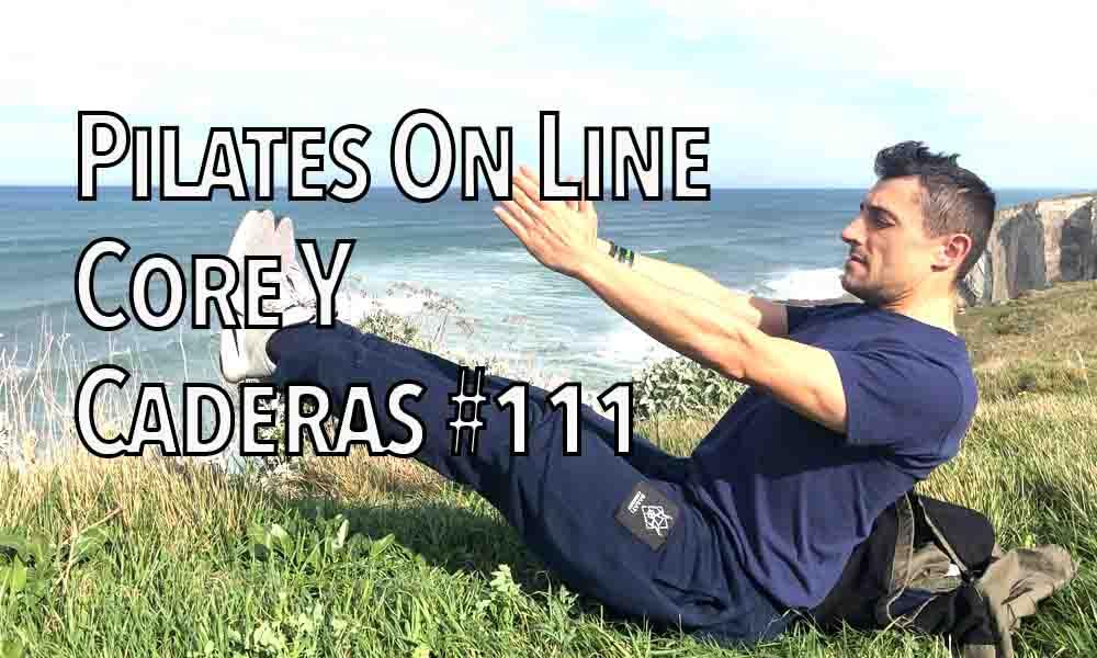 pilates 111 core y caderas
