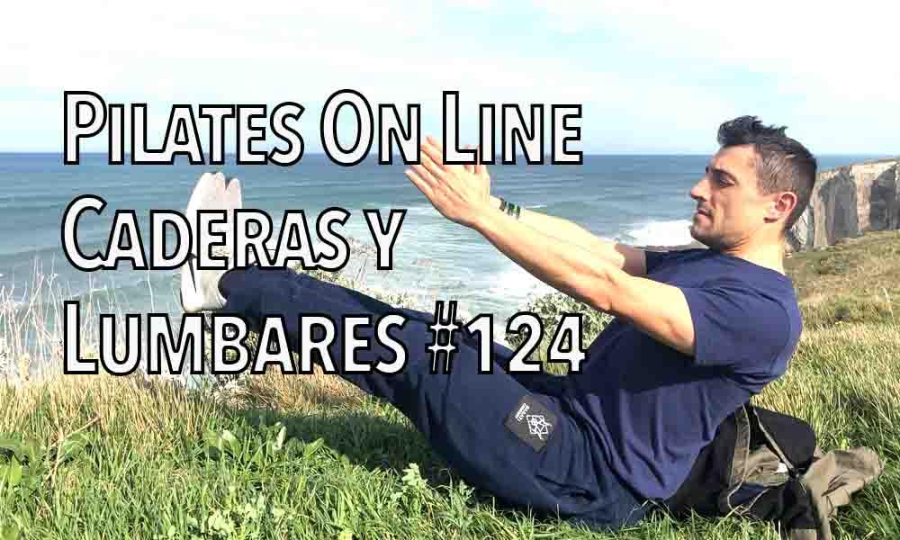 pilates 124 caderas y lumbares