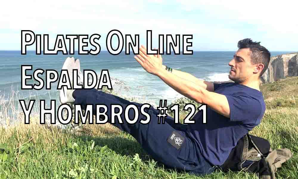 pilates online 121 espalda y hombros