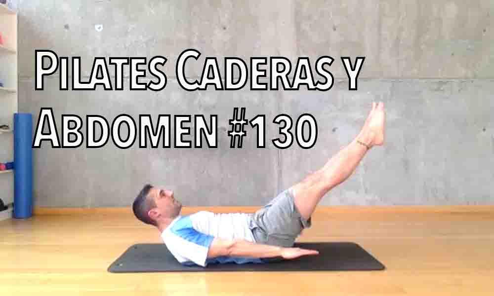 pilates online caderas y abdomen 130