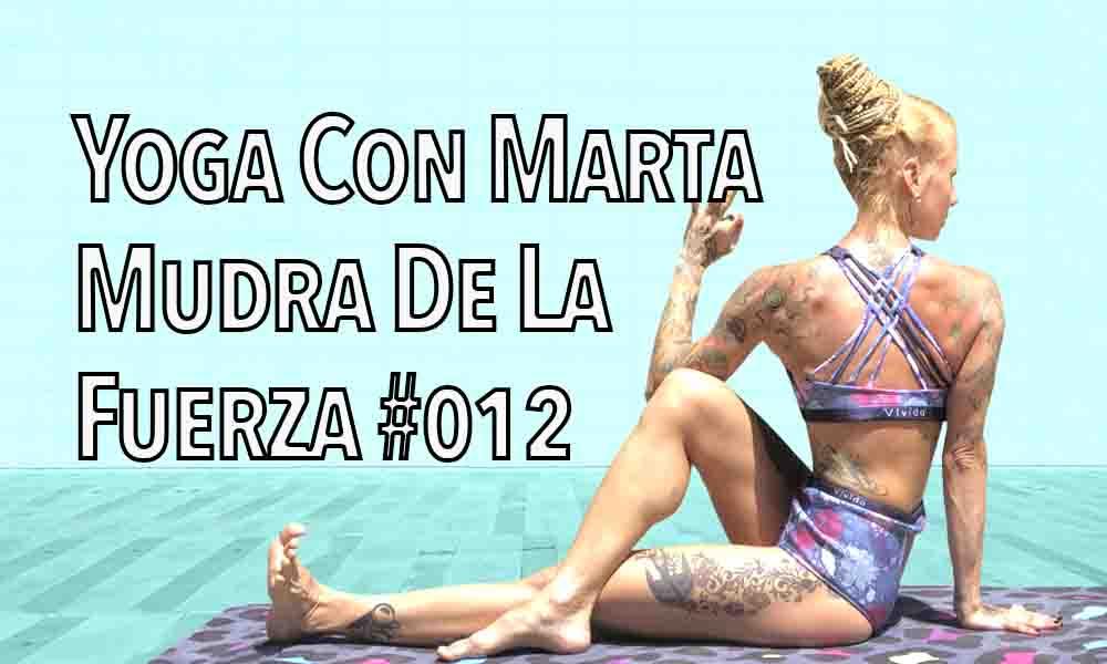Shivalinga Mudra yoga marta 012 fuerza