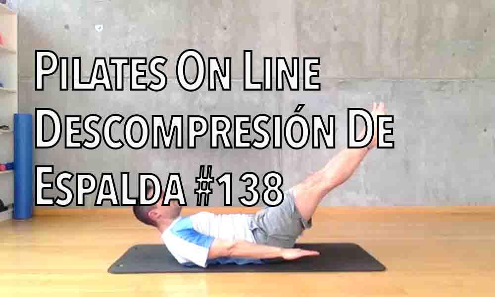 pilates descompresion de espalda 138