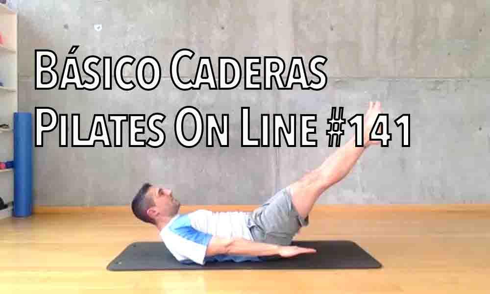 pilates 141 basico online cadera