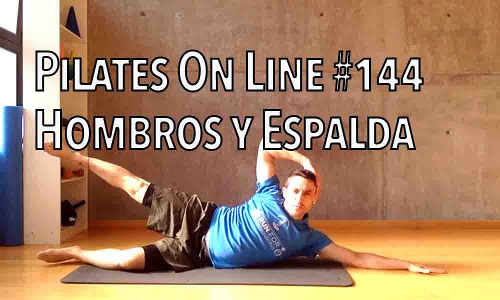 pilates 144 hombros y espalda