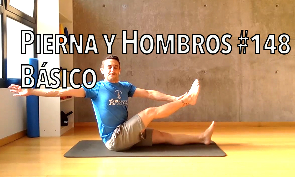 pierna y hombros pilates 148